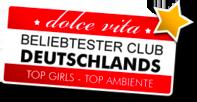 Siegel - Dolce Vita - Beliebtester Club Deutschlands